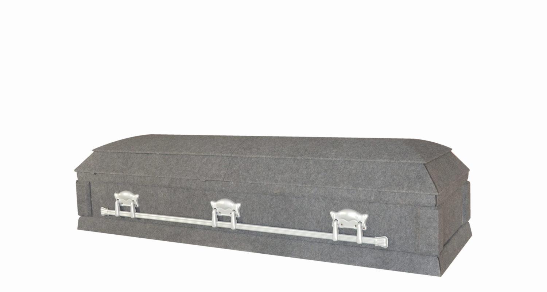 Cercueils Bernier - Modèle #109 Oxford PK Fermé / Bernier Caskets - Model #109 Oxford KP Closed