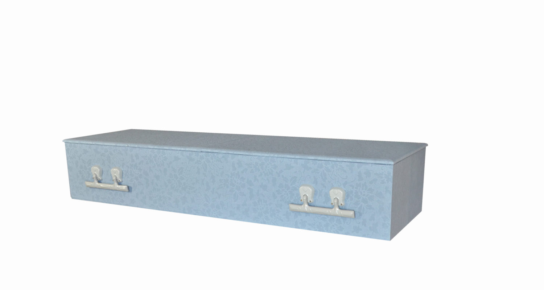 Cercueils Bernier - Modèle #15 PH Fermé / Bernier Caskets - Model #15 HP Closed