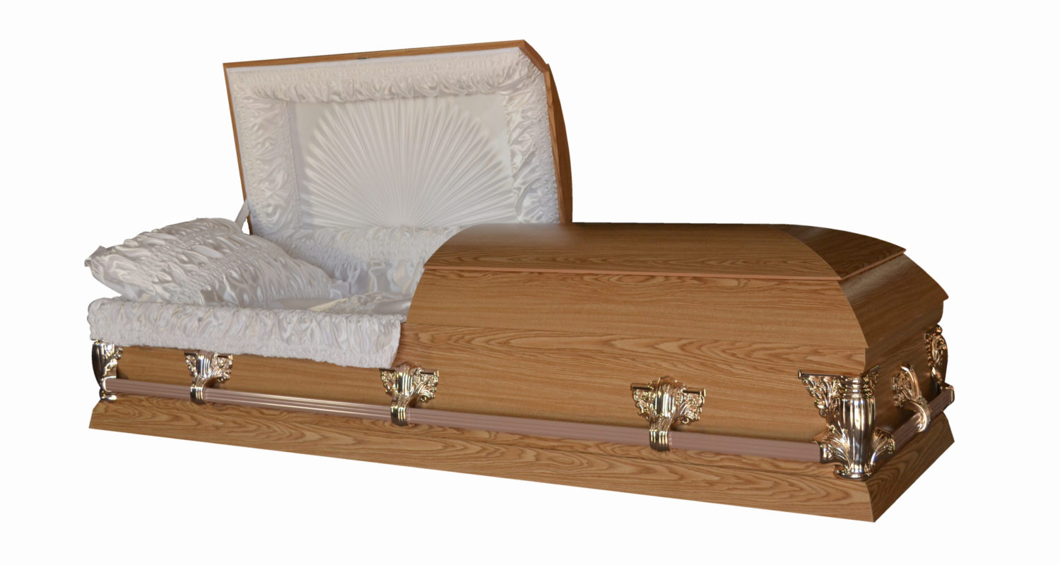 Cercueils Bernier - Modèle #200 PC / Bernier Caskets - Model #200 PC