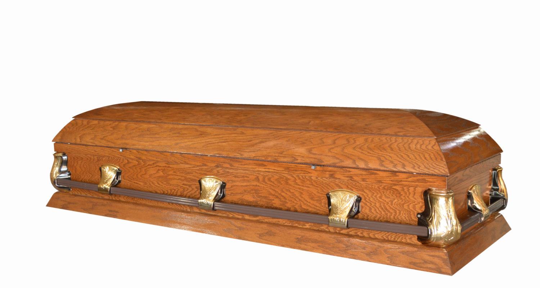 Cercueils Bernier - Modèle #280 Sofa Fermé / Bernier Caskets - Model #280 Couch Closed