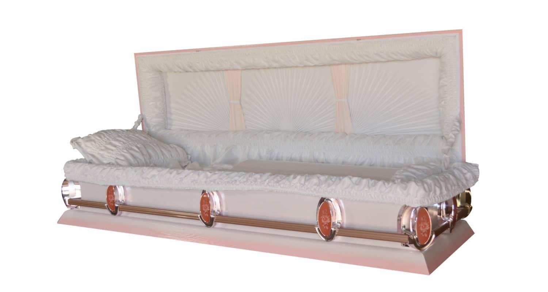 Cercueils Bernier - Modèle #385 Sofa / Bernier Caskets - Model #385 Couch