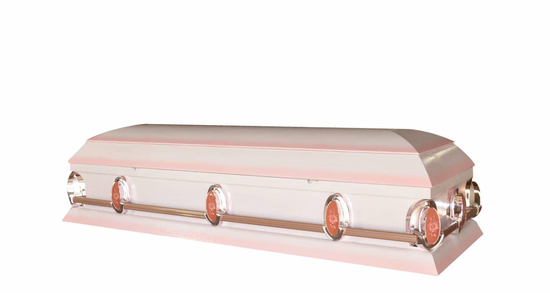 Cercueils Bernier - Modèle #385 Sofa Fermé / Bernier Caskets - Model #385 Couch Closed