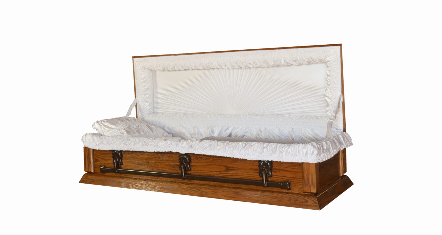 Cercueils Bernier - Modèle 60 Po Sofa / Bernier Caskets - Model 60 In Couch