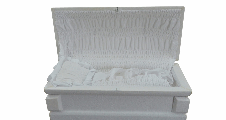 Cercueils Bernier - Modèle Canapé / Bernier Caskets - Model Couch (canape)