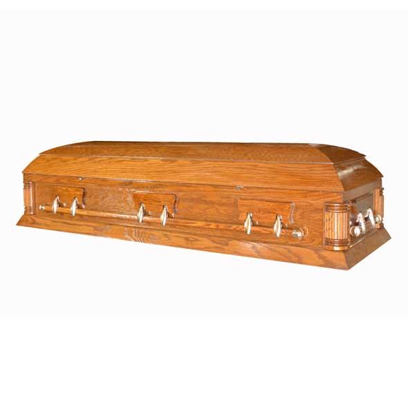 Cercueils Bernier - Vernis / Bernier caskets - Varnished