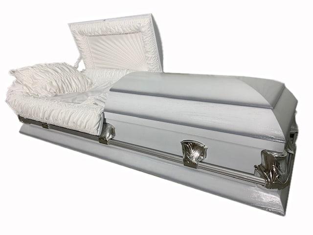 Cercueils Bernier - Modèle #263 PK / Bernier Caskets - Model #263 PK