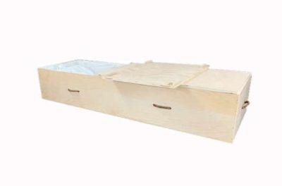 Cercueils Bernier Caskets - Modèle économique #14 Model Economic