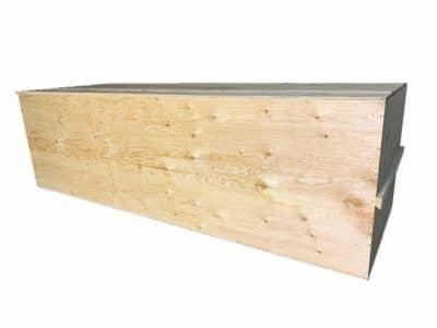 Cercueils Bernier Caskets - Modèle Voûte / Model Vault
