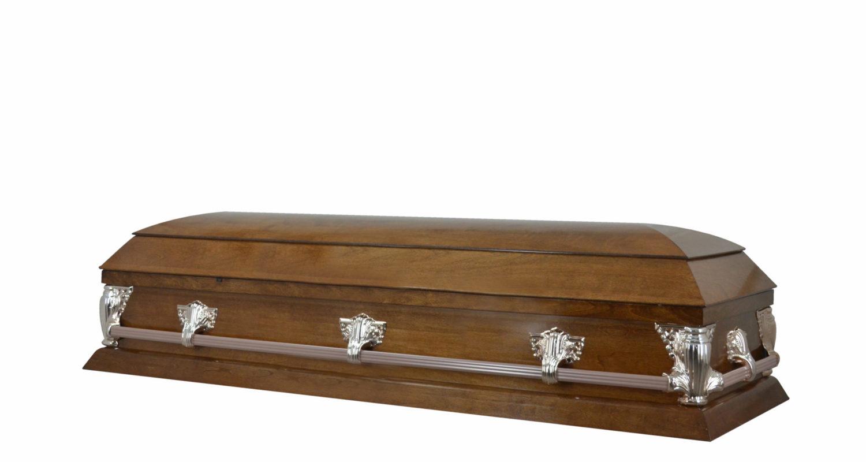 Cercueils Bernier - Modèle #268 Sofa Fermé / Bernier Caskets - Model #268 Couch Closed