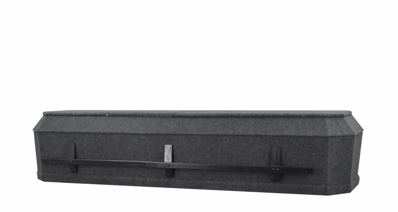 Cercueils Bernier - Modèle #19 Oxford PH Fermé / Bernier Caskets - Model #19 Oxford HP Closed