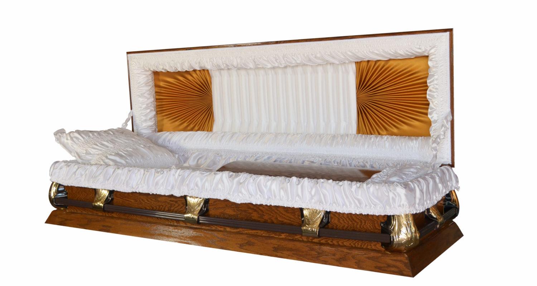 Cercueils Bernier - Modèle #280 Sofa / Bernier Caskets - Model #280 Couch