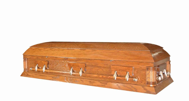 Cercueils Bernier - Modèle #281 Sofa Fermé / Bernier Caskets - Model #281 Couch Closed