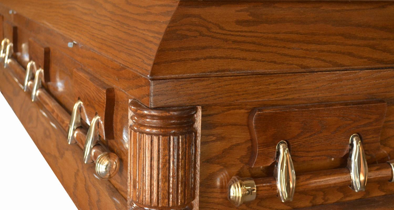 Cercueils Bernier - Modèle #281 Sofa Coin / Bernier Caskets - Model #281 Couch Corner