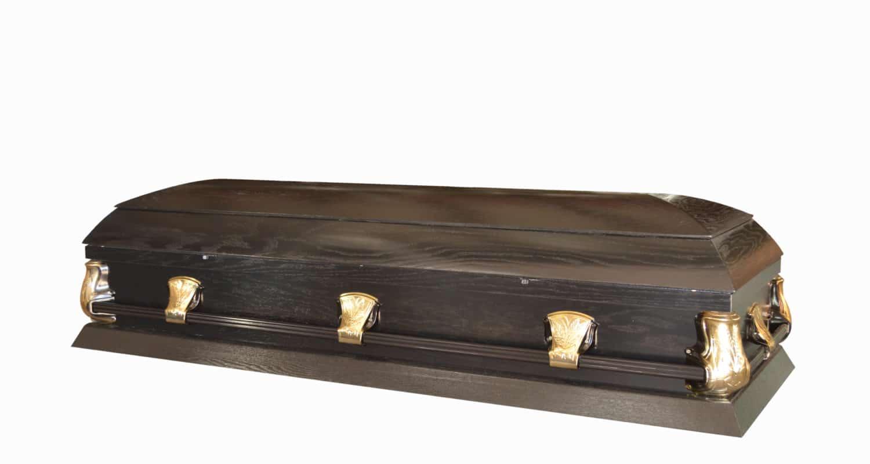 Cercueils Bernier - Modèle #375 Sofa Fermé / Bernier Caskets - Model #375 Couch Closed