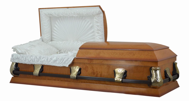 Cercueils Bernier - Modèle #540 PC / Bernier Caskets - Model #540 PC