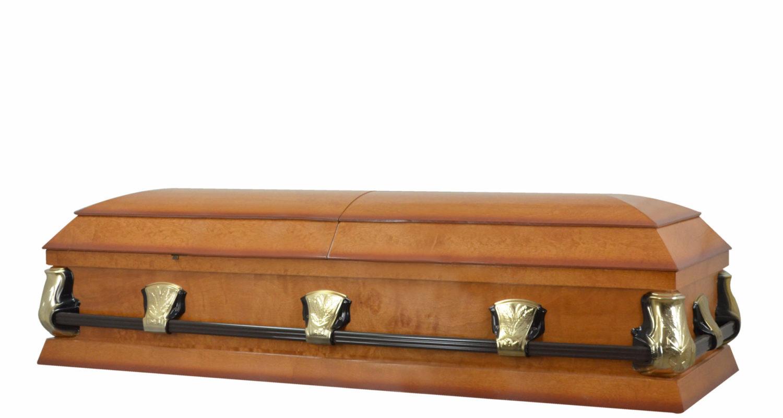 Cercueils Bernier - Modèle #540 PC Fermé / Bernier Caskets - Model #540 PC Closed