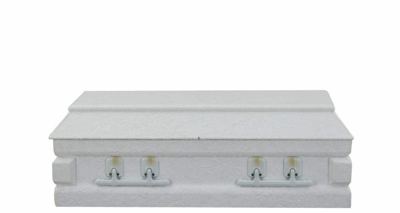 Cercueils Bernier - Modèle Canapé 24 - 30 Po / Bernier Caskets - Canape Model 24 - 30 In