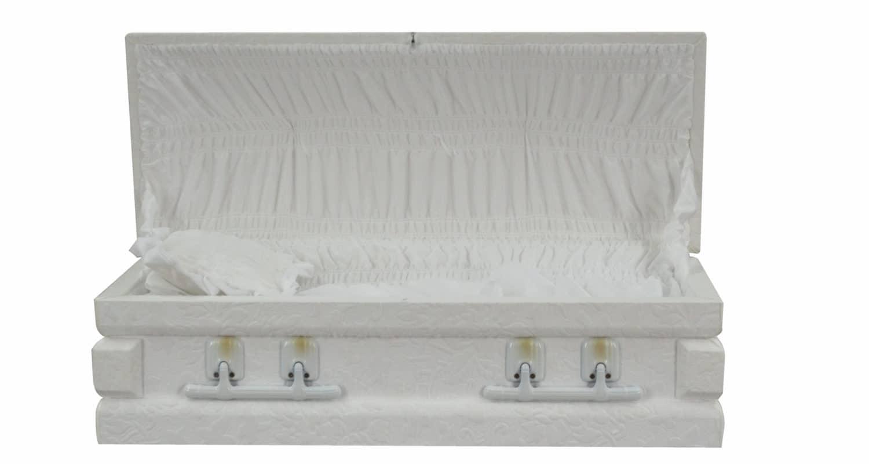 Cercueils Bernier - Modèle Canapé 24 - 30 Po, Bernier Caskets - Canape Model 24 - 30 In