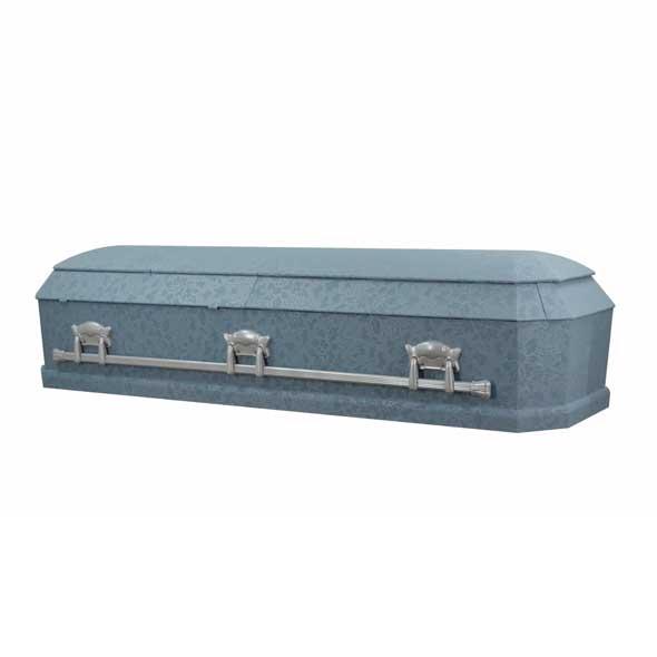 Cercueils Bernier - Recouverts de textile / Bernier caskets - Cloth covered