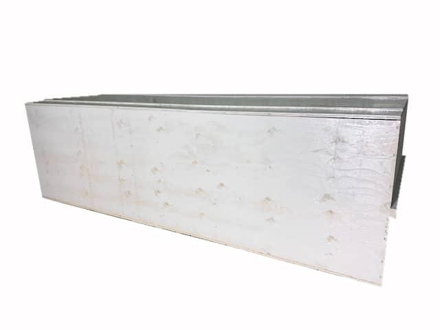 Cercueils Bernier Caskets - Modèle Voûte Peint / Model Vault Painted